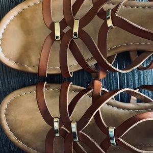 Merona Gladiator Sandals